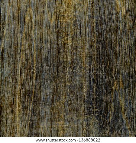 burned black wood texture or background - stock photo