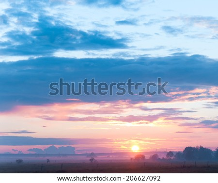 fiery glow burning sunset - photo #7
