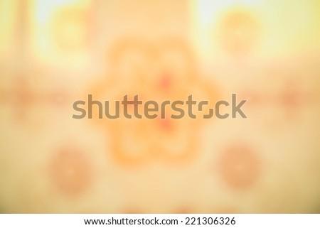 Burr curtain background - stock photo