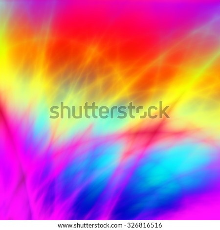 Burst power energy abstract colorful website unusual pattern design - stock photo