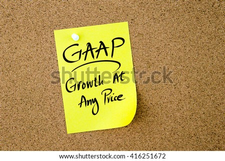 generally accepted accounting principles paper Generally accepted accounting principles 7 plagiarism checker turnitin originality report gaap by erica creighton from public papers.