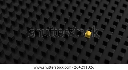 Business background, 3d rendering. - stock photo
