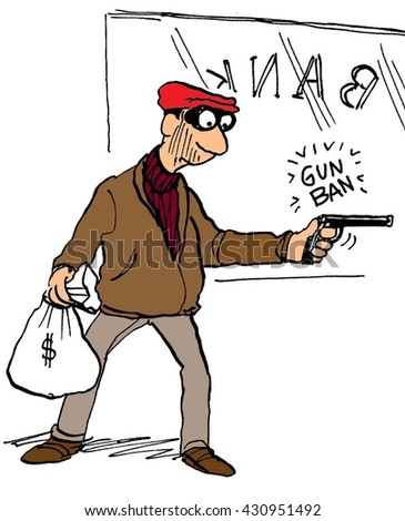 Robbers Clipart
