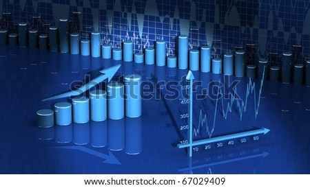 business chart, diagram, bar, graphic