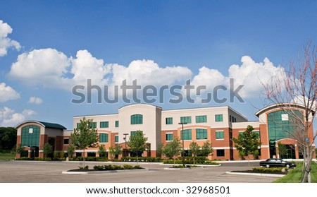 Business Complex - stock photo
