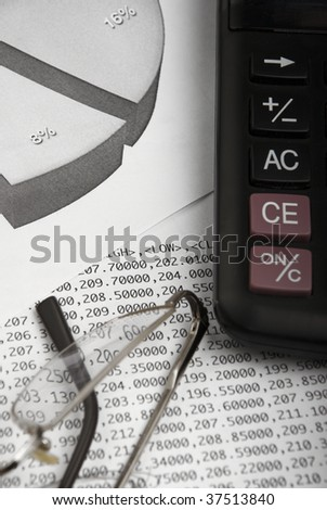 Business concept 9 - stock photo