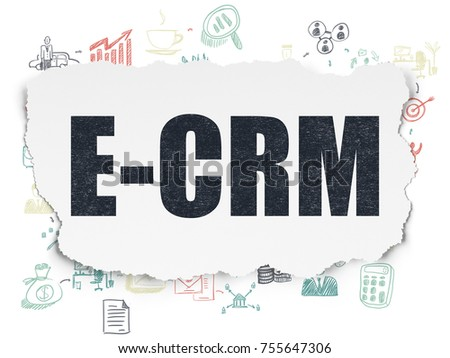 e-crm thesis The contribution of the thesis: this study contributes knowledge about e-crm effects in swedish e-commerce some differences related to existing theories were found in this research.
