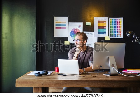 Business Contemporary Company Strategy Firm Concept - stock photo