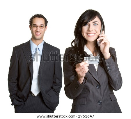 Business Coworkers - stock photo