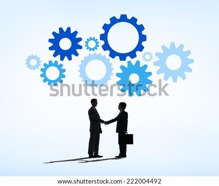 Business Deal Succesful - stock photo