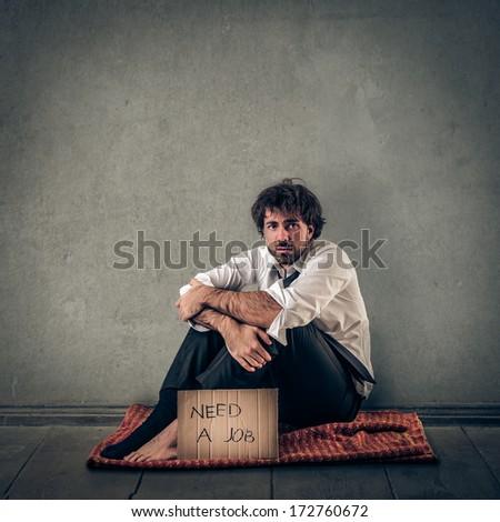 business failure - stock photo
