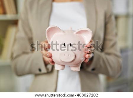 Business fund - stock photo