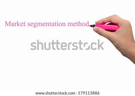 essay about market segmentation Read this business essay and over 88,000 other research documents market segmentation segmentation is important in consumer analysis because understanding the.