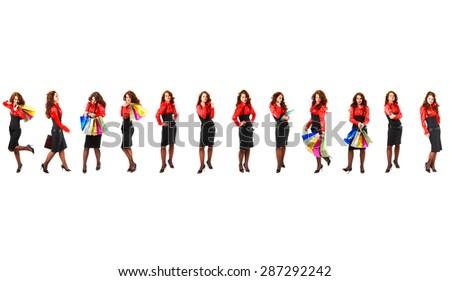 Business Idea People Diversity  - stock photo