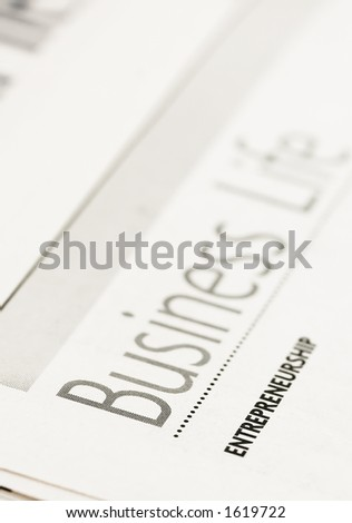 business life newspaper