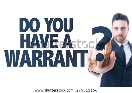 what does warrant mean in an essay