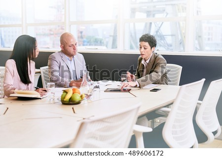 Business meeting places