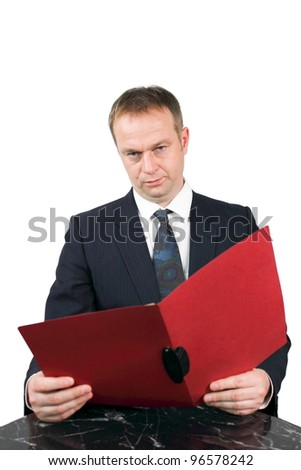 Business Negotiation - stock photo