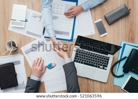 Cooperation Agreement Stock Photos, Royalty-Free Images & Vectors