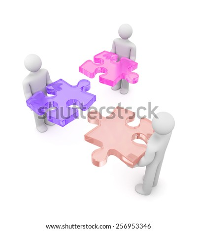 Business perspectives - stock photo
