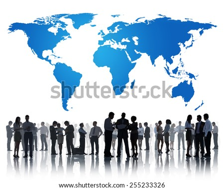 Business Strategy Growth Success Business Concept   - stock photo