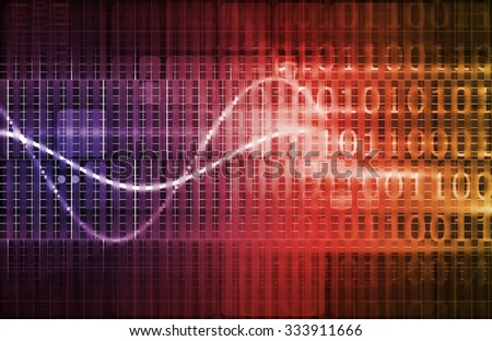 Business Technology Network and Mobility as Concept - stock photo