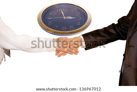 Business time.Concept  - stock photo