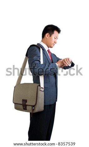 Business travel - stock photo