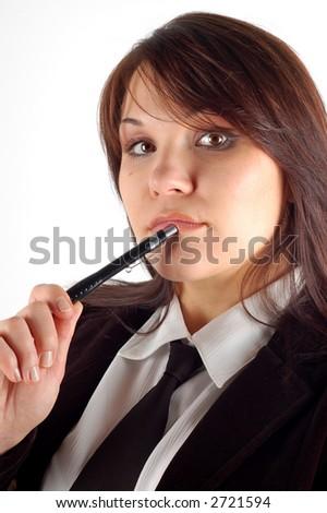 business woman #12 - stock photo