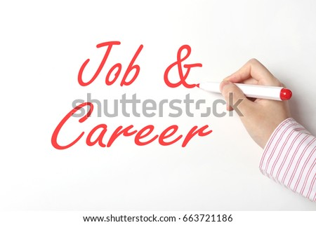 Job and Career