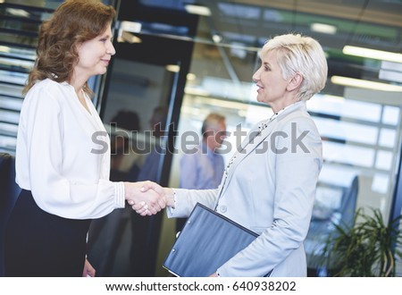 Business women coming agreement stock photo 640938202 shutterstock business women coming to an agreement platinumwayz