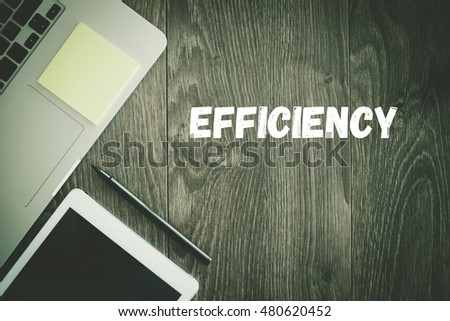 BUSINESS WORKPLACE TECHNOLOGY OFFICE EFFICIENCY CONCEPT