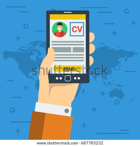 send cv stock images royalty free images vectors shutterstock
