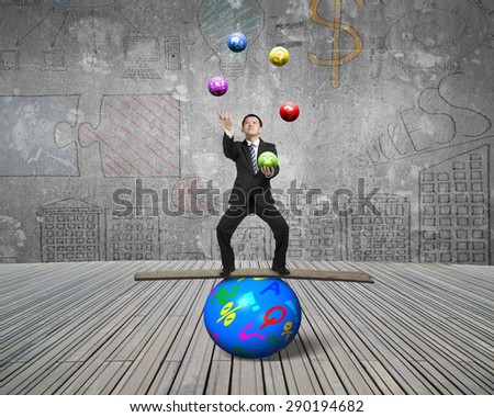 Juggling Balls Stock Images Royalty Free Images Amp Vectors