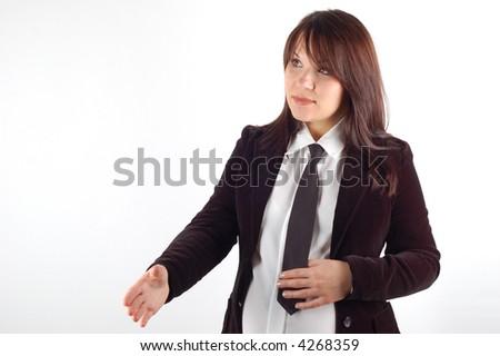 businesswoman #13 - stock photo