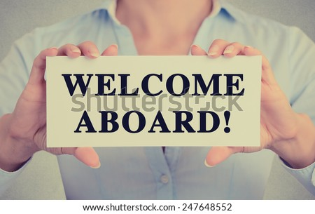 Welcoming messages for new employees zrom free employee welcome message doc 23kb 1 page s m4hsunfo