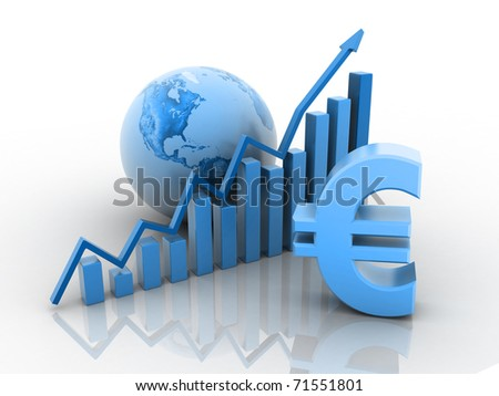 Bussiness growth concept - stock photo