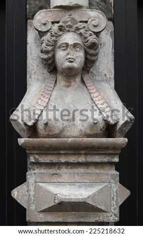 bust - stock photo