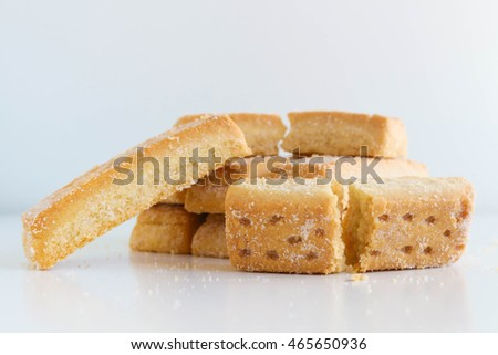 Buttered Cookies