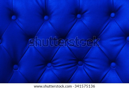 Buttoned on the Blue Texture. Repeat pattern - stock photo