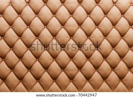 Buttoned on the Texture. Repeat pattern - stock photo