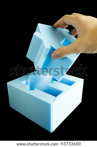 buying your first house solving the puzzle - stock photo