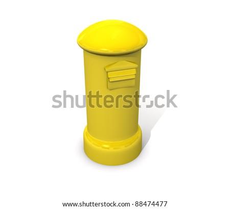 buzón de correos - stock photo