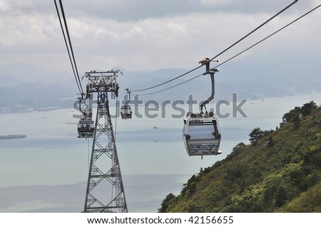 Cable Car Sea Mountain