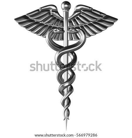 caduceus medical symbol stock illustration 183657761 - shutterstock