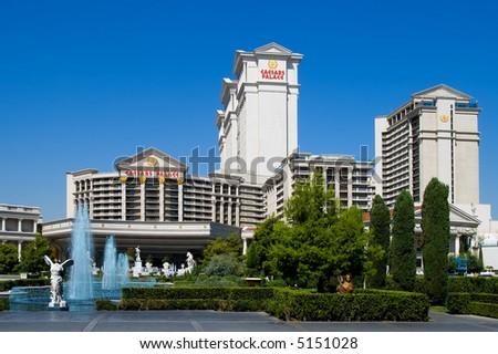Caesars Palace Casino/Hotel in Las Vegas - stock photo