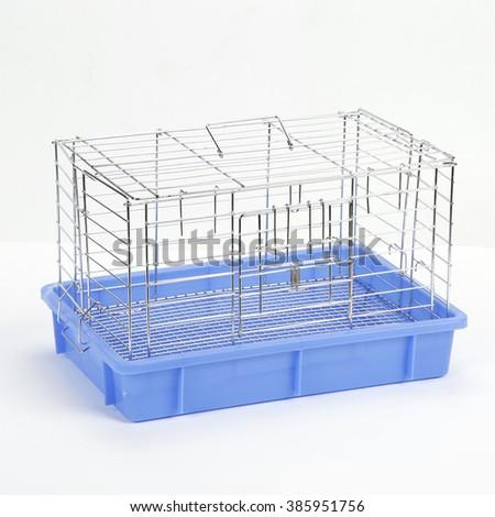 cage - stock photo