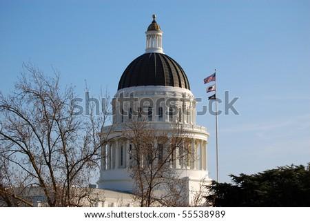 California Capitol - stock photo