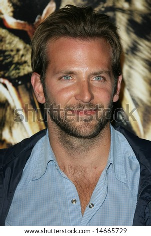 CALIFORNIA - 5 MARCH: Bradley Cooper at the 10,000 B C. Premiere at the Grauman's Chinese Theatre on the 5th March 2008.