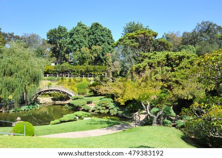 Los Angeles Botanical Garden Stock Photos Royalty Free Images Vectors Shutterstock